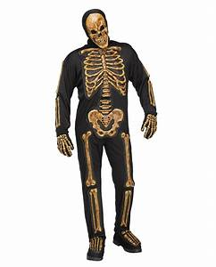 Halloween Skelett Kostüm : realistic skelet bones kost m halloween karneval ~ Lizthompson.info Haus und Dekorationen