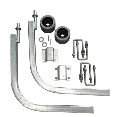 Boat Trailer Kits Galvanized by Galvanized Boat Trailer Guide Pole Kit Self Center Boat