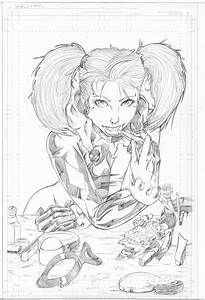 15 Images of Harley Quinn Revenge Coloring Pages - Harley ...