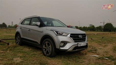 Hyundai Creta 2019 Will Get More Features » Motoroctane