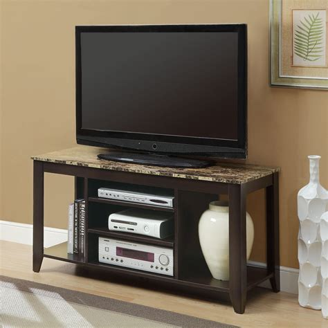 monarch specialties i 3525 tv console table lowe s canada