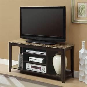 Table Tv But : monarch specialties tv console table lowe 39 s canada ~ Teatrodelosmanantiales.com Idées de Décoration