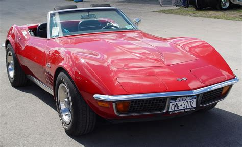 1971 Conv Blueprints  Corvetteforum  Chevrolet Corvette