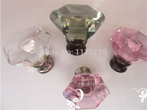 Online Buy Wholesale Pink Acrylic Knobs From China Pink