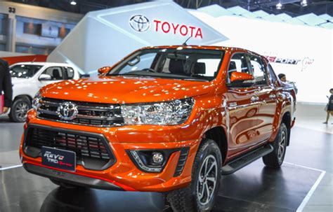 2019 Toyota Hilux Hybrid Rumors, Speculations Import