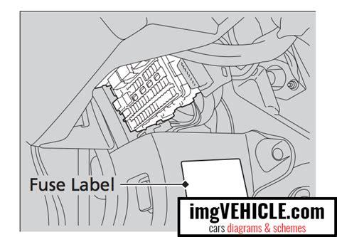Honda Civic Fuse Box Diagrams Schemes Imgvehicle