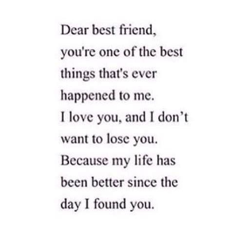letter to my best friend 2 remember god made us best friends because he knew our
