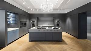 Experience the difference gaggenau makes the kitchen the for Gaggenau küchen