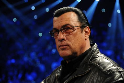 Anderson Silva Distances Himself From Steven Seagal Ahead