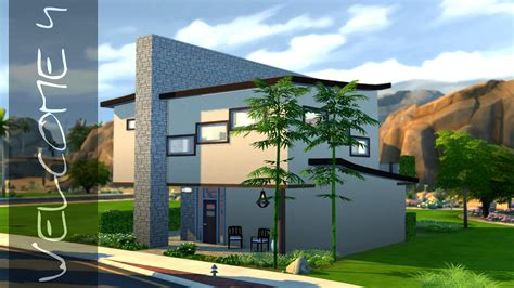 of sims 4 house building small modernity modern house houzz Best