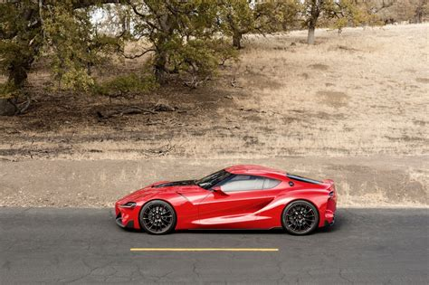 100 Hot Cars Toyota Ft 1 Concept