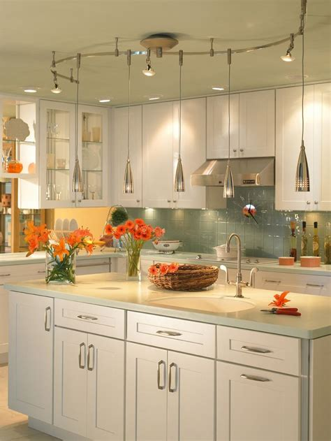Lighting Ideas For Kitchens by Best 25 Kitchen Track Lighting Ideas On Track