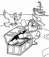 Pirate Coloring Pages Freely Downloadable Printable Bestcoloringpagesforkids Via sketch template