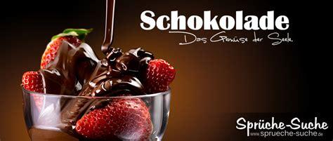 schokolade das gemuese der seele sprueche suche
