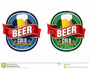 Generic beer label logo stock photography image 16881982 for Generic beer label