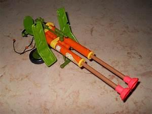 Double Barrel Plunger Gun - Playmates - 1989 - Teenage ...
