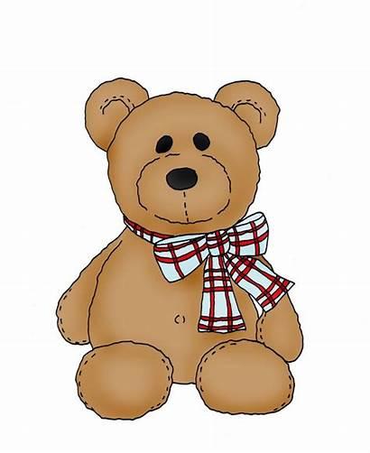 Teddy Bear Clipart Bears Printable Printables Tags