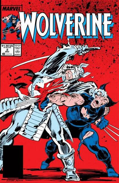 Wolverine Marvel Comic Legacy Covers Silver Samurai