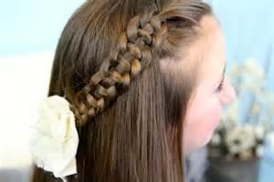 Hairstyles Strand Girls 4 Braid.cute