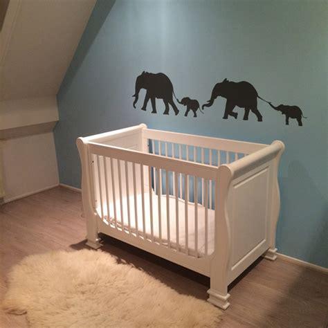 muursticker babykamer muurstickers babykamer olifant loungeset 2017