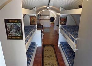 Luxurious underground shelter to survive Mayan apocalypse