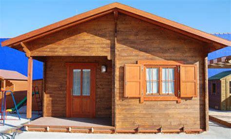 casas de madera hasta   modelos  precios daype