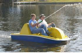 Self Bailing Pedal Boat by Self Bailing Pedal Boats