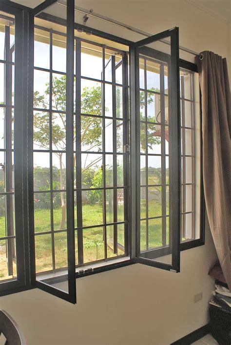 french casement windows  minimalist home  latest