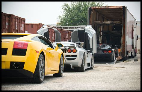 Types Of Car Transport Services