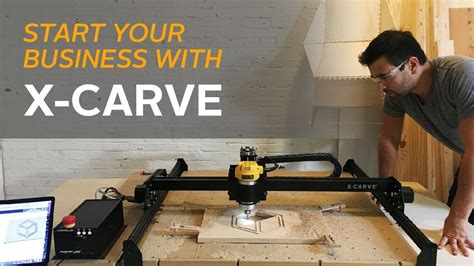 running  successful business   carve carving cnc