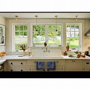 11 best images about windows on pinterest traditional With kitchen designs with window over sink