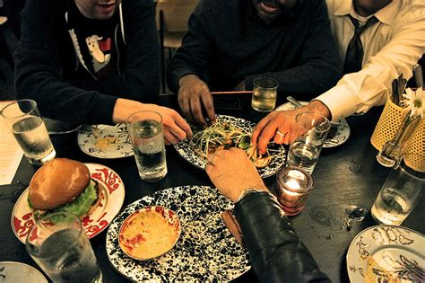 Mind Your Manners Eat With Your Hands  The New York Times