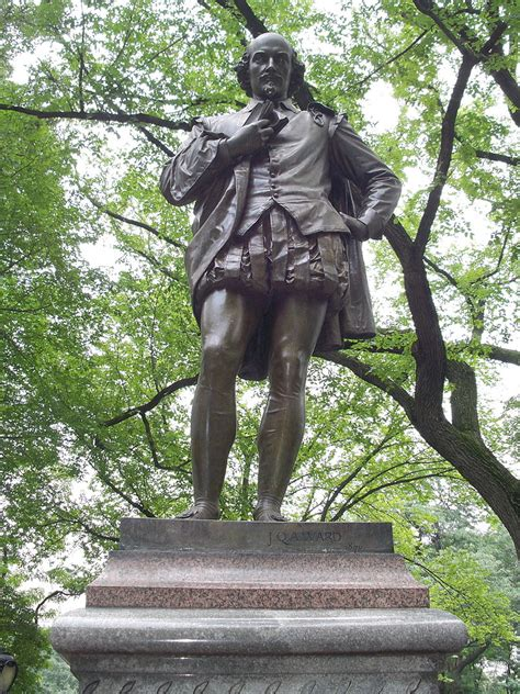 filewilliam shakespeare statue central park nycjpg