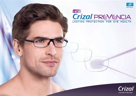 glasses that filter out blue light crizal prevencia block out the bad let in the good