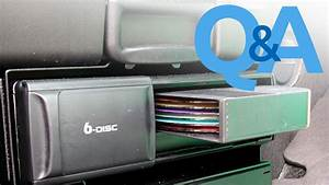 Retaining Stock Cd Changer In Your Car