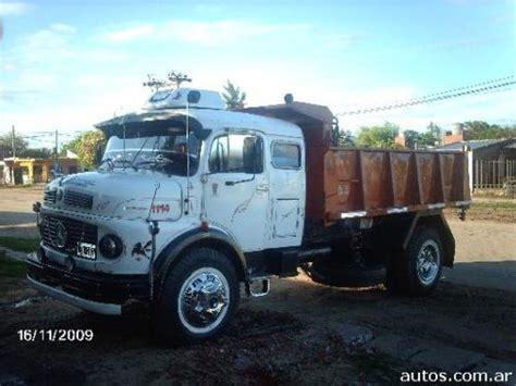 de camiones mercedes 1319