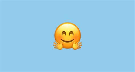 hugging face emoji