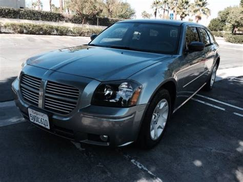 2007 Dodge Magnum For Sale by 2007 Dodge Magnum Auto For Sale In Palm Springs California