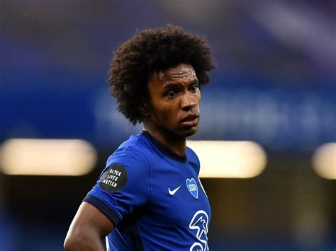 Frank Lampard would wish Willian well if he leaves Chelsea ...