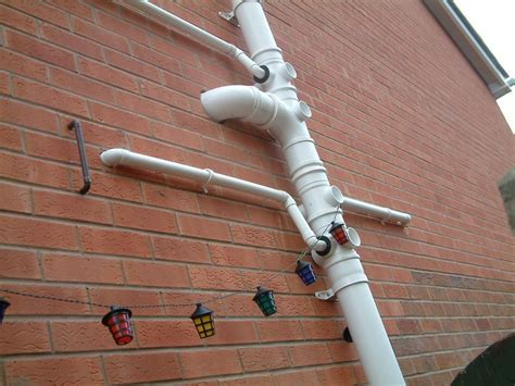 Pipes moving and new wastes sorting   Plumbing job in