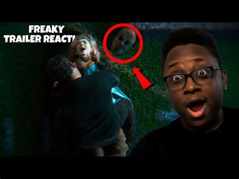 FREAKY (2020) Official Trailer REACTION
