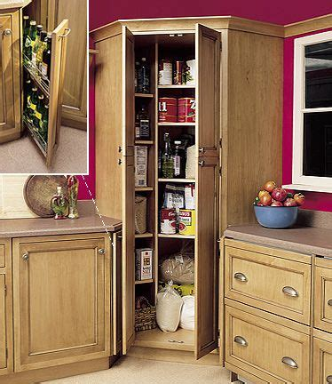 kitchen pantry corner cabinet 80 best images about corner storage ideas on 5476