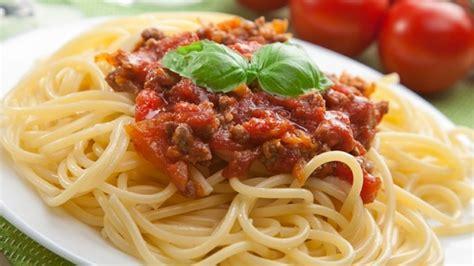 spaghettis bolognaise d iscomrima