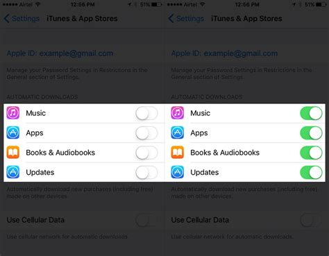 automatic updates on iphone how to enable automatic app and updates on iphone