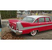1958 Plymouth Belvedere Fury  Christine YouTube