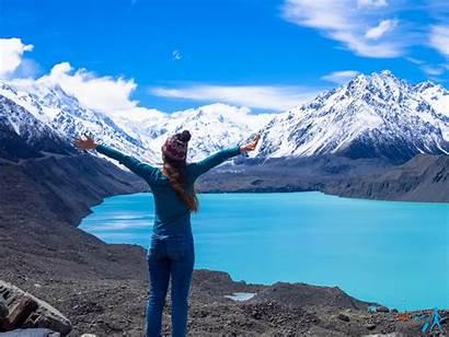 Zealand Travel Trip Fly Plan Relaxing Adventure