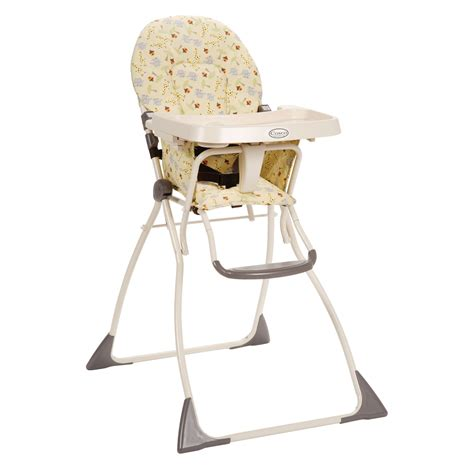 cosco flat fold high chair cosco safari in africa flat fold high chair