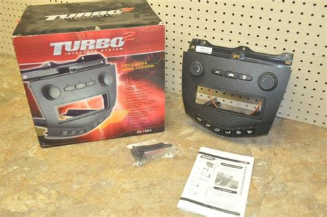 Purchase Honda Accord Turbo Dash Kit Interface System