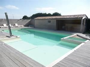 les trois moulins la grande maison avec piscine With location maison ile de re avec piscine