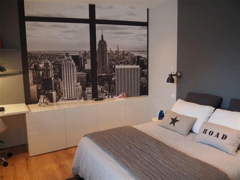 chambre a theme chambre d 39 ado sur le thème de york